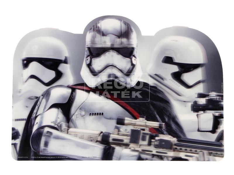 Star Wars: Rohamosztagos 3D alátét