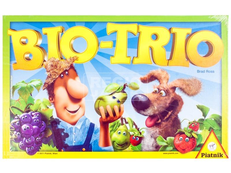 Bio Trio társasjáték