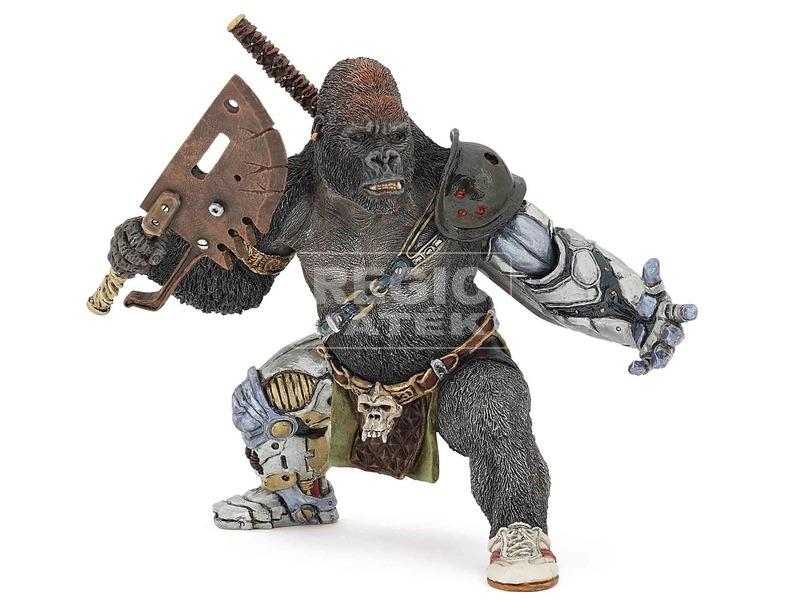 Papo Gorilla harcos