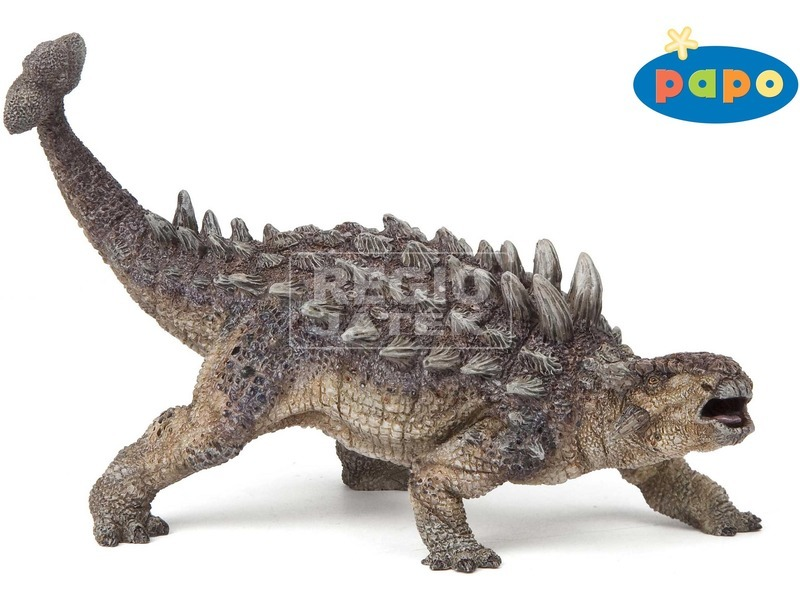 Papo ankylosaurus figura