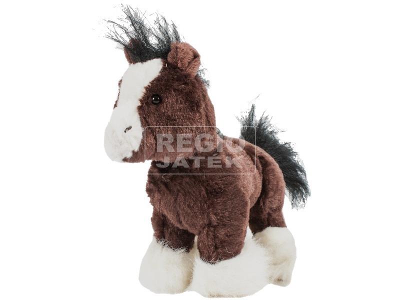 Kicsi plüss ló