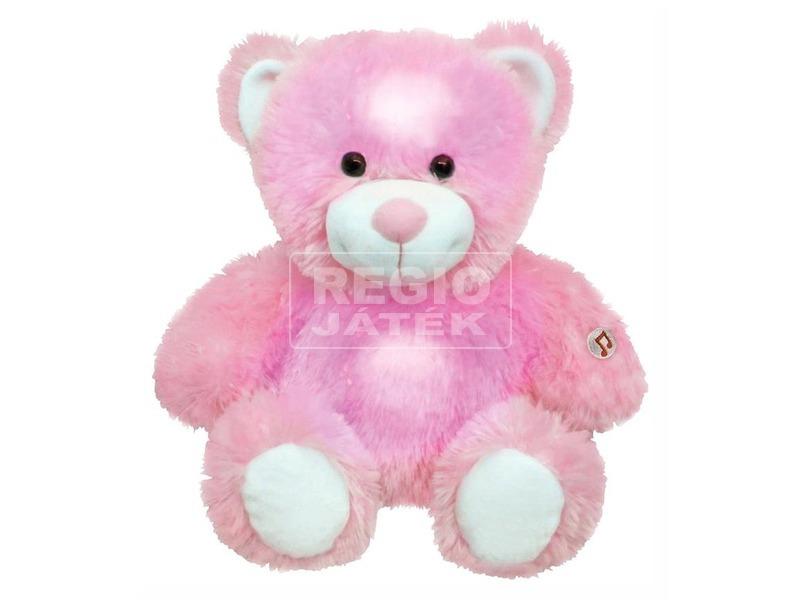 kép nagyítása Varázslatos Altató Plüssök - Pink Maci
