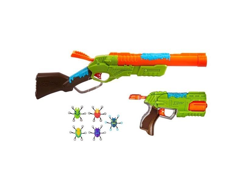 kép nagyítása X-Shot dupla bogártámadás fegyver készlet