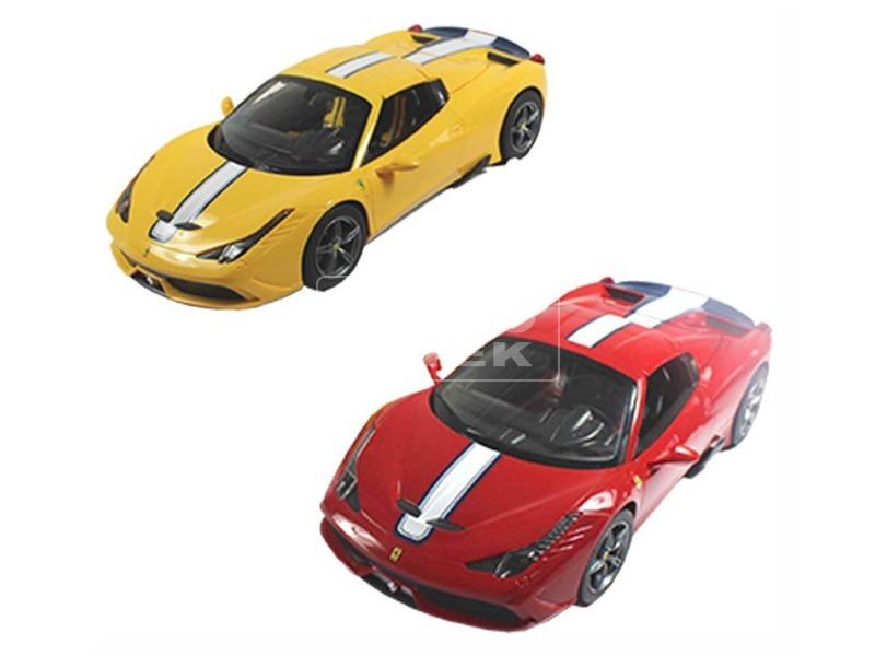 kép nagyítása Távirányítós Ferrari 458 Cabrio - 1:14, többféle