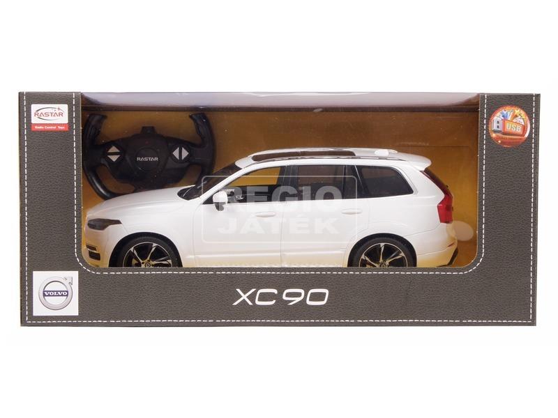 Távirányítós Volvo XC90 - USB, 1:14, többféle