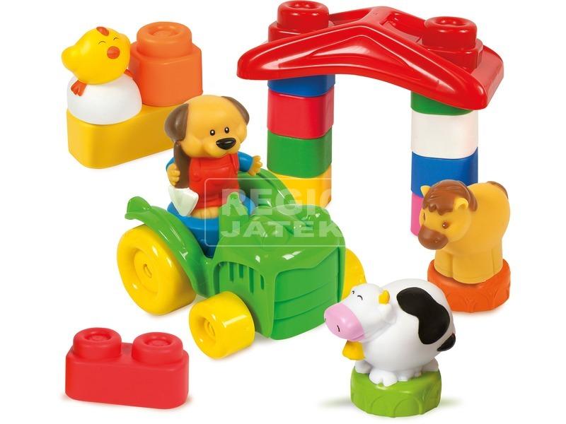 kép nagyítása Clemmy boldog farm építőjáték