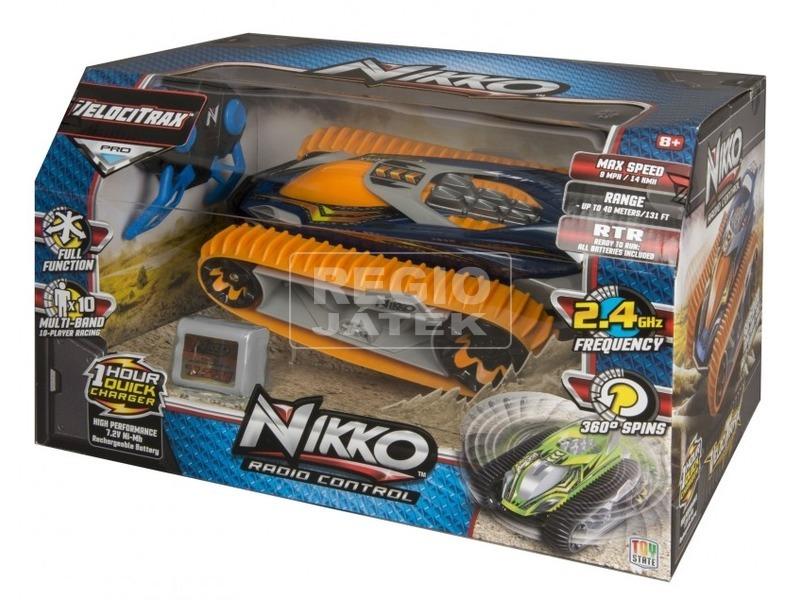 Nikko Velocitrax távirányítós autó - narancs 90221