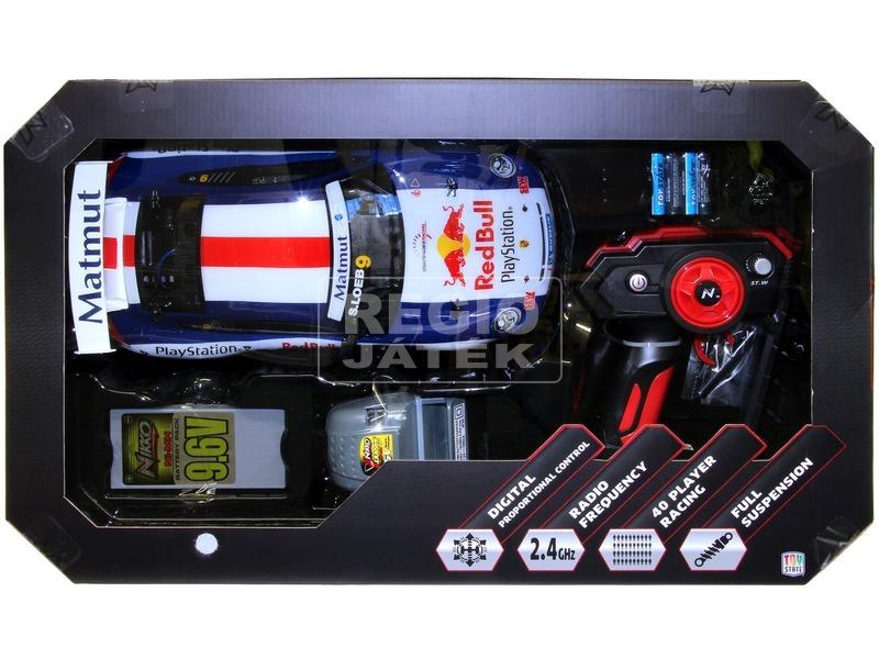 Nikko Porsche 911 GT3RS távírányítós autó 94102