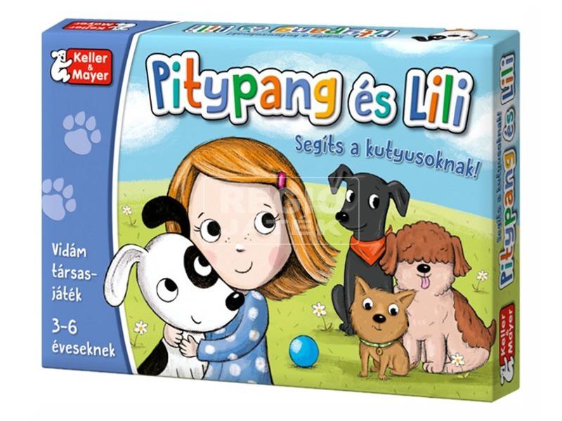 Pitypang és Lili - Segíts a kutyusoknak
