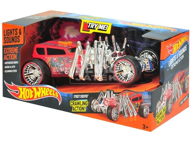Hot Wheels Street Creeper kisautó