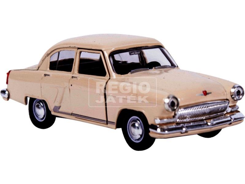 GAZ-21 Volga fém autómodell 1:43 - többféle