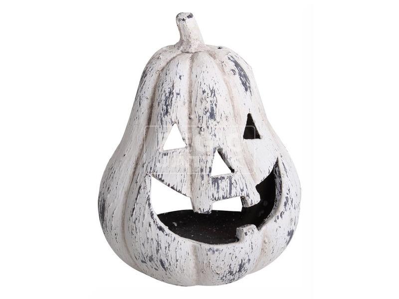 K. Mt. Halloween tök fehér 16cm