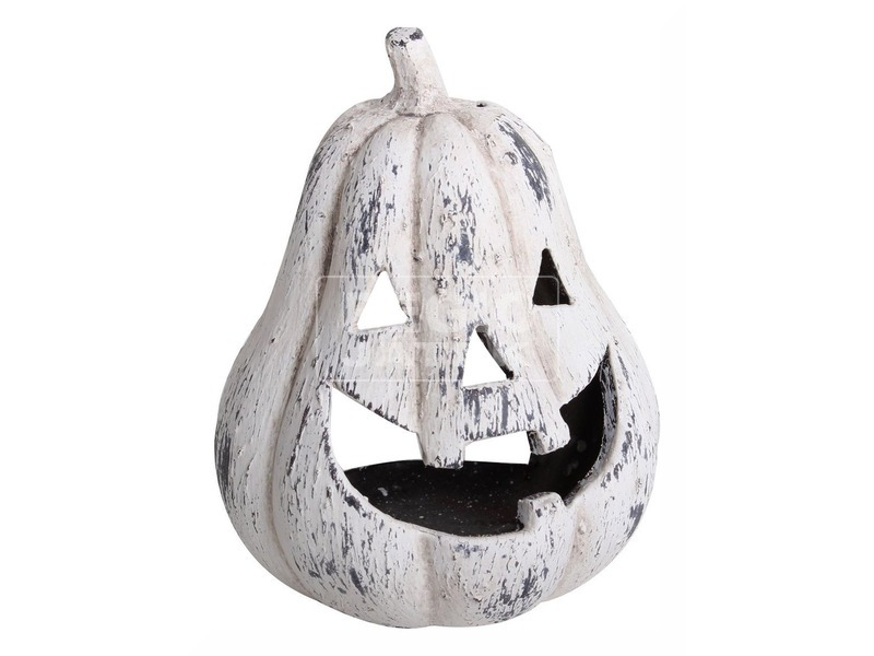 K. Mt Halloween tök fehér 10cm
