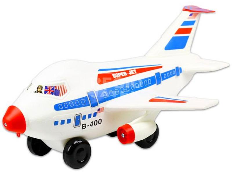 Húzós műanyag repülő