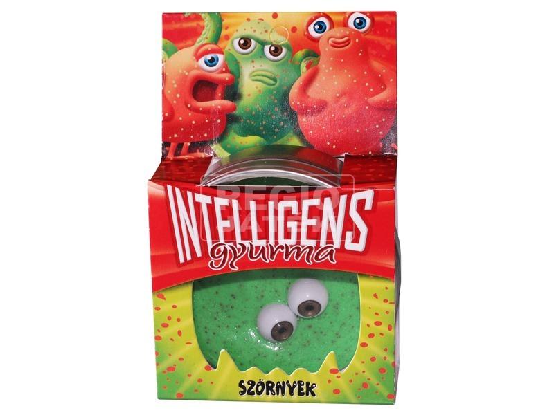 Intelligens gyurma szörny - zöld