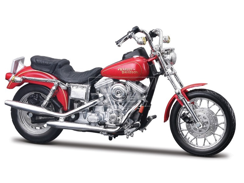 Maisto Harley-Davidson fém motormodell 1:18 - többféle