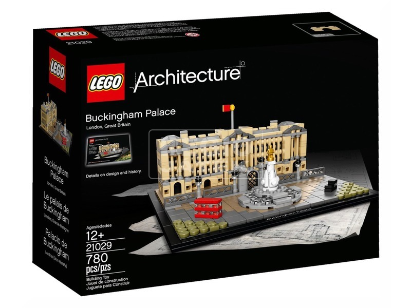 LEGO® Architecture Buckingham-palota 21029