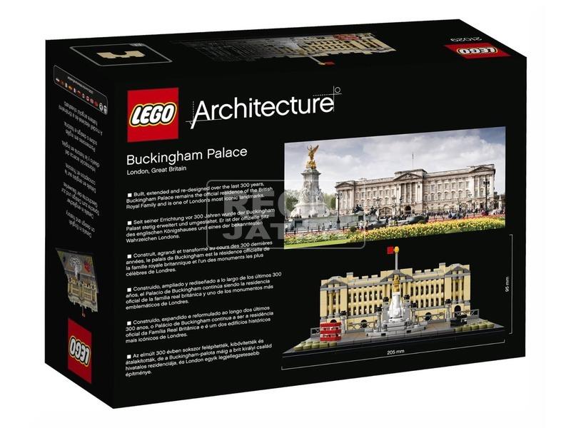 kép nagyítása LEGO® Architecture Buckingham-palota 21029