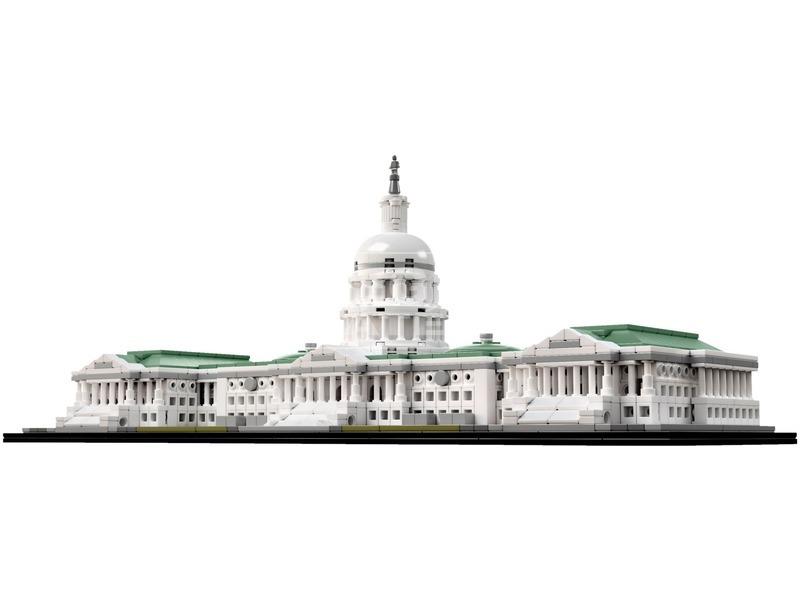 kép nagyítása LEGO® Architecture Kapitólium 21030