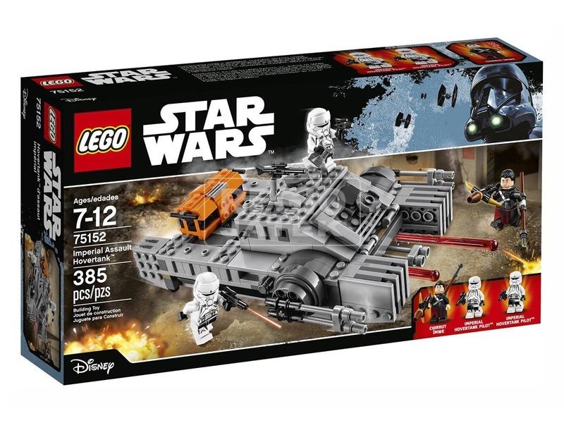 LEGO Star Wars TM 75152 Birodalmi légpárnás támadó