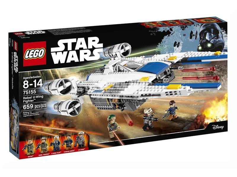 LEGO Star Wars Lázadó U-Wing vadászgép 75155