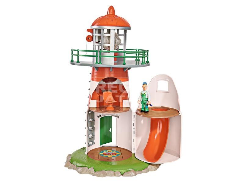 kép nagyítása Sam a tűzoltó világítótorony játékkészlet