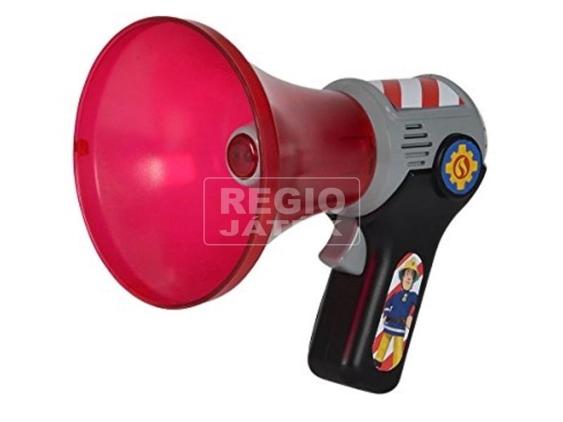 kép nagyítása Sam a tűzoltó hangváltoztató megafon