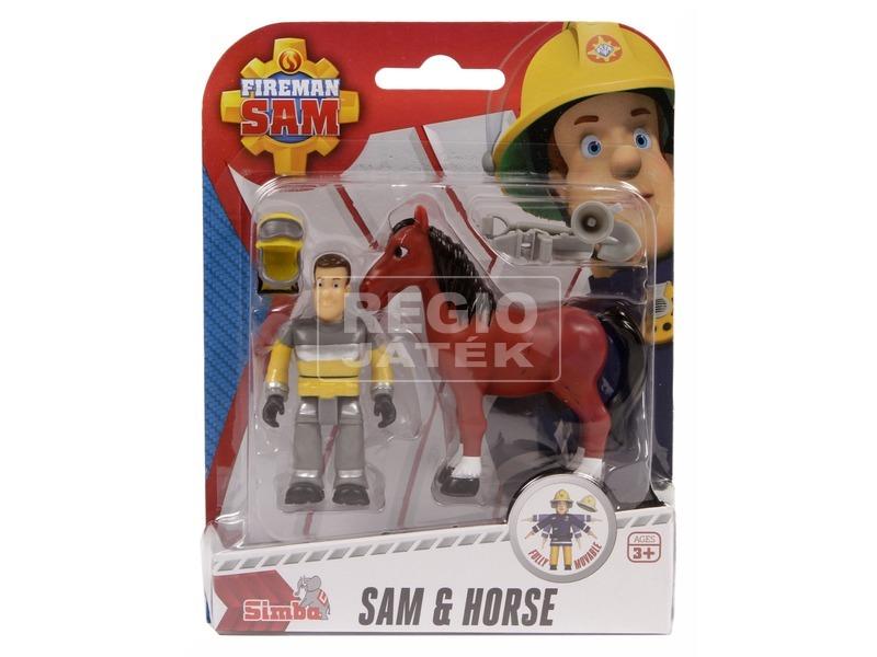 Sam a tűzoltó állatmentő készlet - többféle