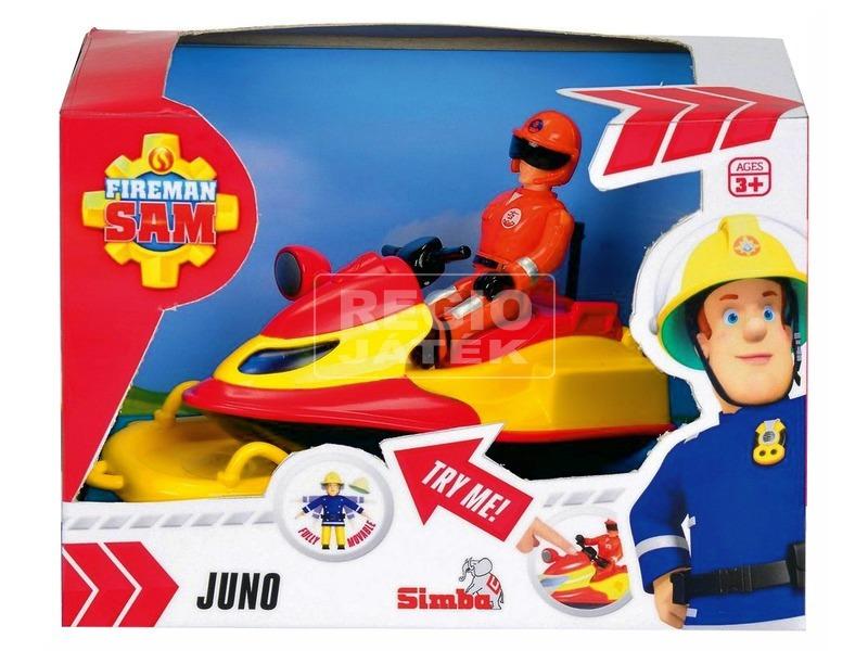 Sam a Tűzoltó Juno jet ski
