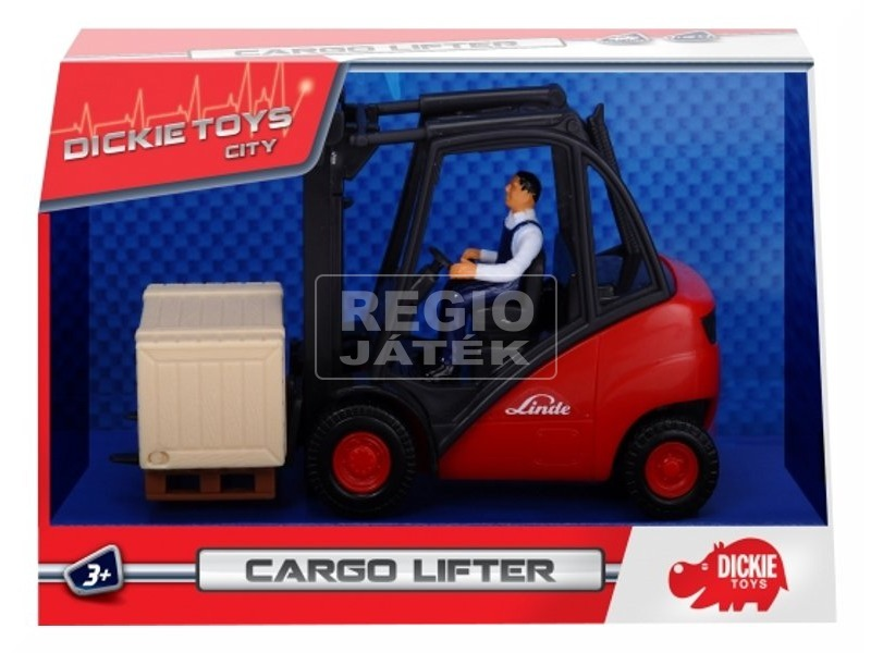 Cargo villástargonca