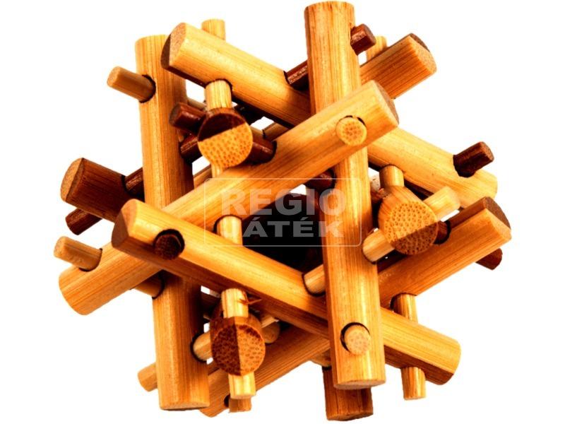Logikai kockák /Bambusz