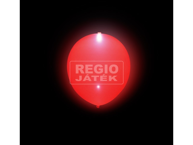 LED lufi 5 darabos készlet - színváltós