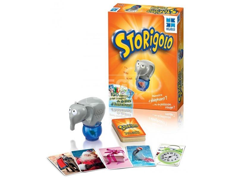 kép nagyítása Storigolo társasjáték
