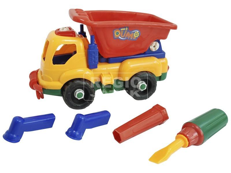 kép nagyítása Szerelhető teherautó csavarozó készlet - többféle