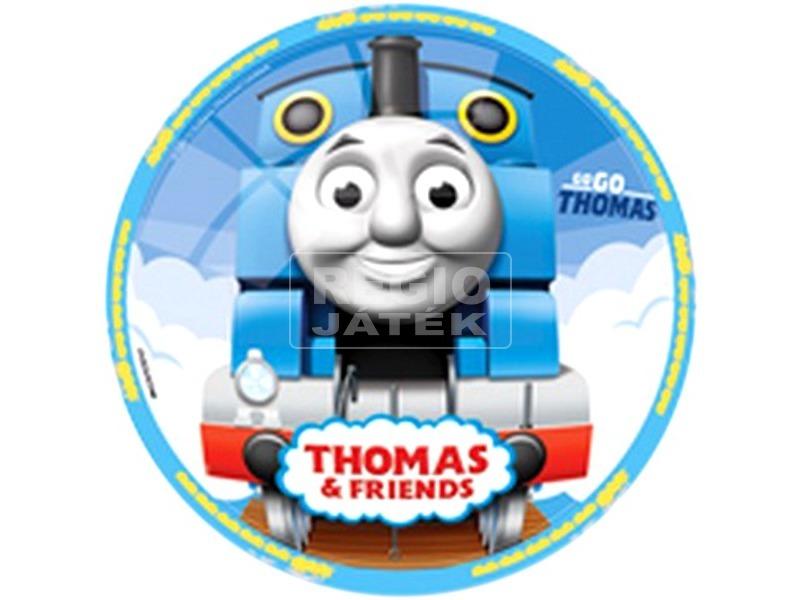 Thomas a gőzmozdony gumilabda - 14 cm, többféle