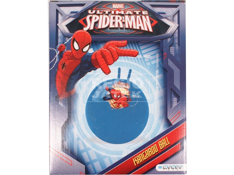 Pókember: Ultimate Spiderman kenguru labda - 50 cm