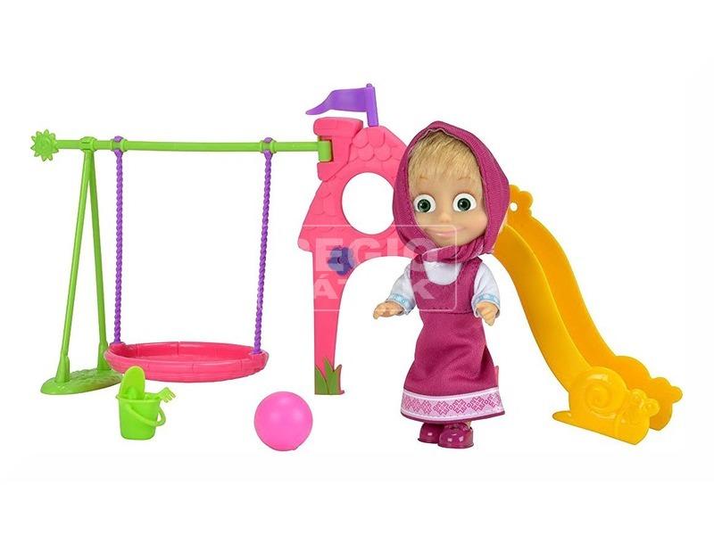 kép nagyítása Masha a játszótéren készlet