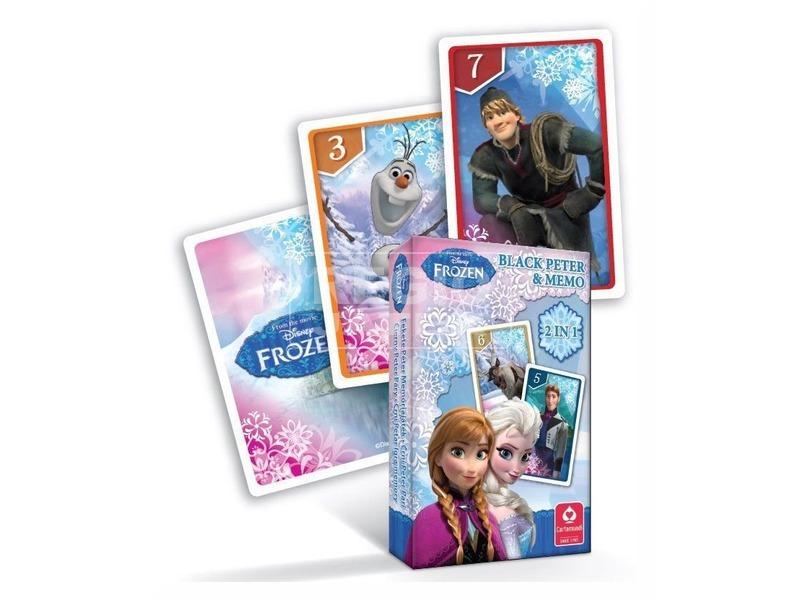 Jégvarázs mini Fekete Péter és memória kártyajáték