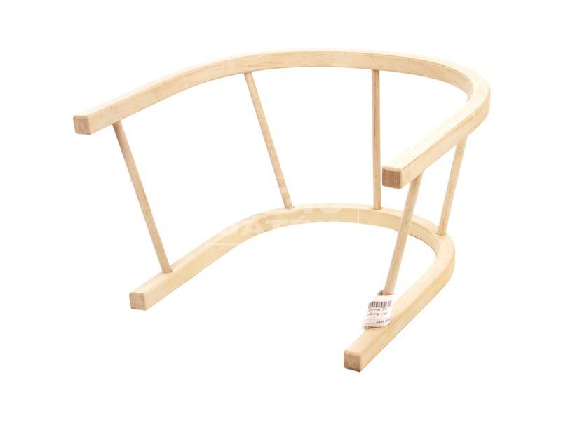 Szánkó karfa fából