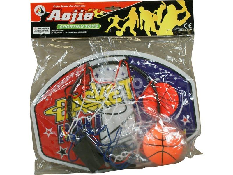 kép nagyítása Fali kosárlabda palánk készlet