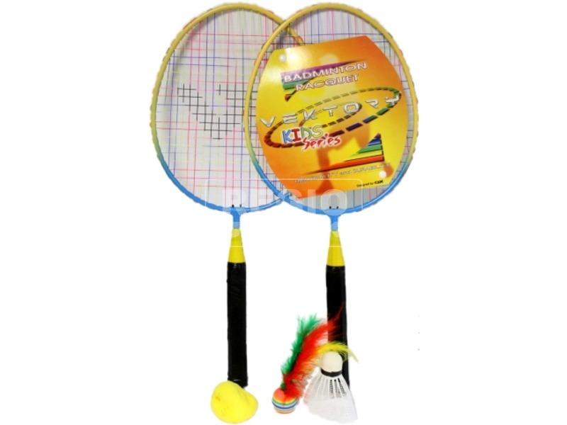 Tollaslabda készlet 3 labdával - 45 cm, többféle
