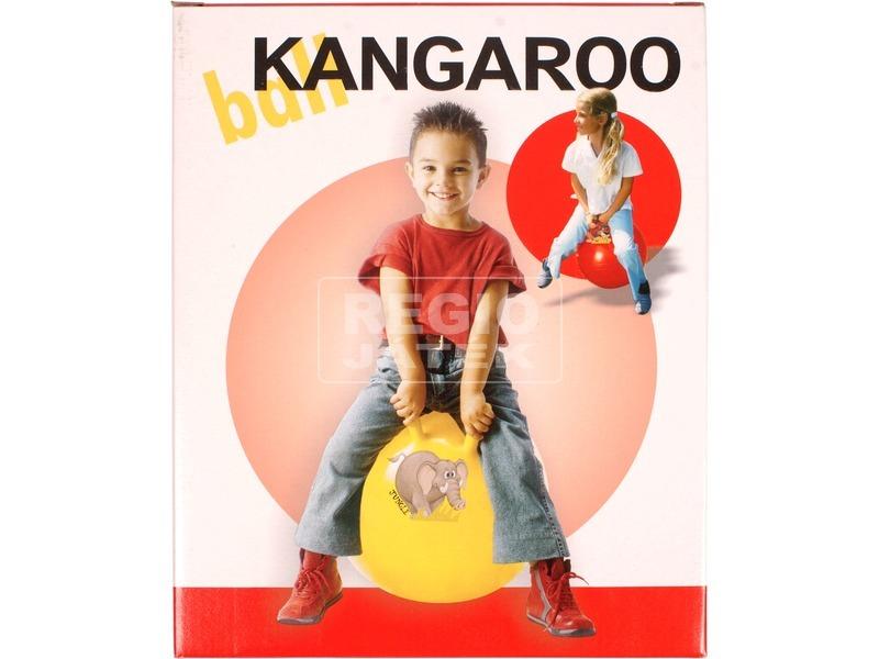 Dzsungel kenguru labda - 50 cm