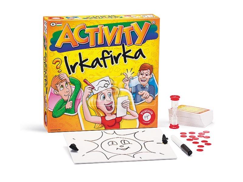 Activity Irkafirka
