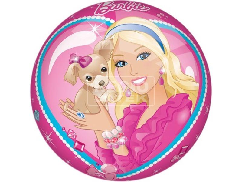 Barbie: gumilabda - 23 cm, többféle
