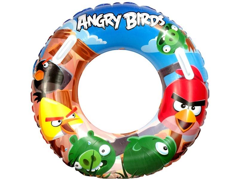 Angry Birds úszógumi - 56 cm