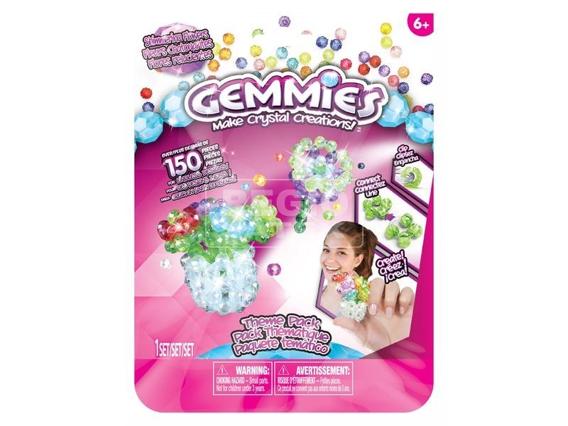 Gemmies 3 db-os csomag - virágok