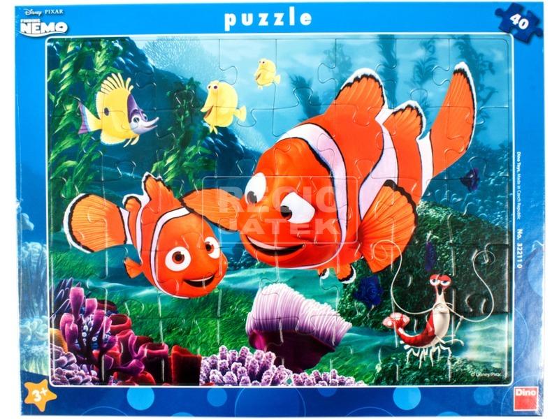 Némó nyomában 40 darabos puzzle