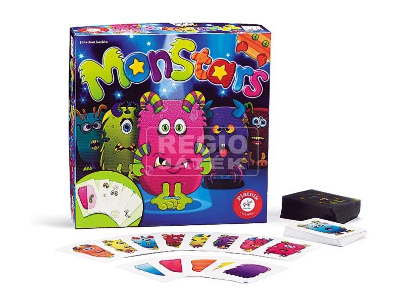 MonStars társasjáték