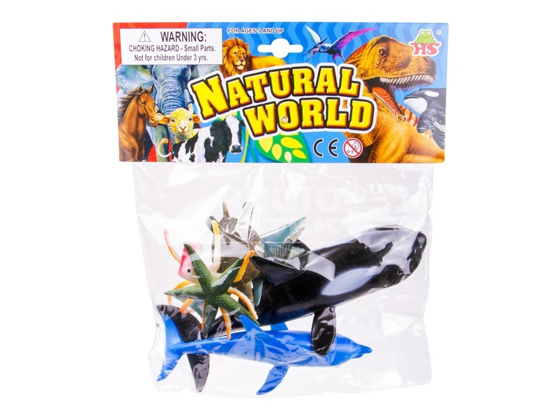 Óceán állatai csomagban
