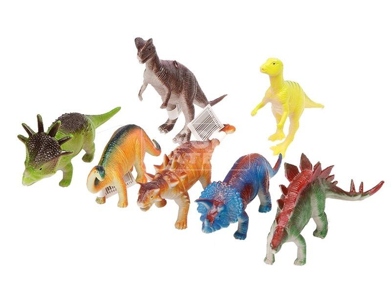 Műanyag Dinoszaurusz figurák